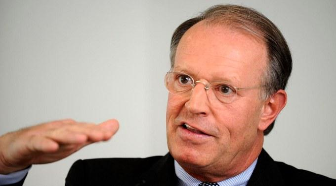 Thomas E. Kern, CEO Flughafen Zürich AG