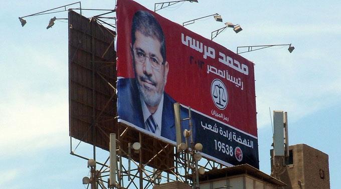 UNO-Generalsekretär Ban Ki Moon verlangt Mursis Freilassung.