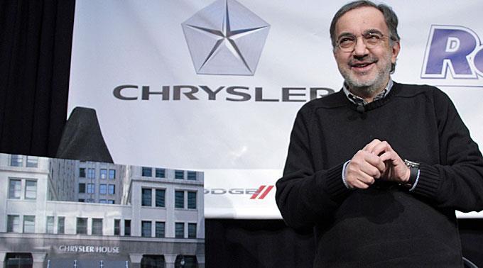 Sergio Marchionne soll aufgrund seiner harten Kritik gegenüber VW zurücktreten.