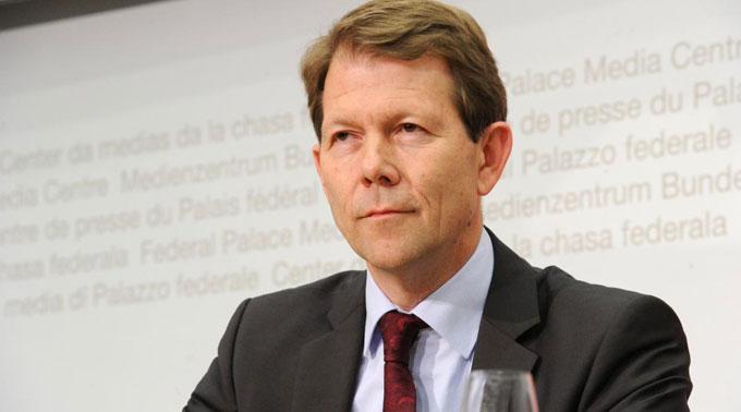 Fritz Zurbrügg tritt sein Amt im SNB-Direktorium an.
