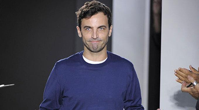 Nicolas Ghesquière verabschiedet sich bei 'Balenciaga'.