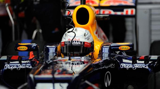 Sebastian Vettel. (Archivbild)