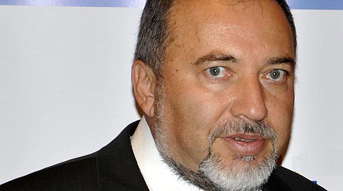 Avigdor Lieberman ist ehemaliger Aussenminister.