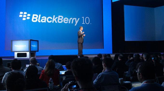 Zum Blackberry Experience Forum (#BEF13) hat das Unternehmen nach Frankfurt am Main eingeladen. (Archivbild)