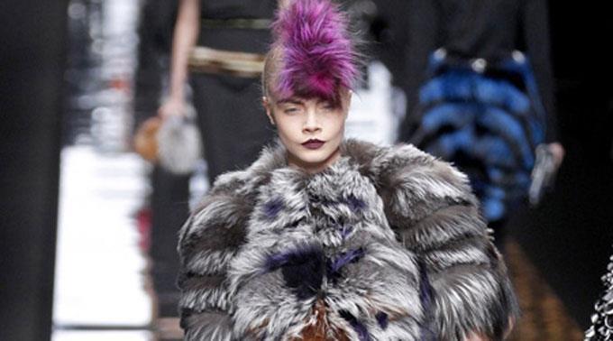 Cara Delevingne ist bekennender Fan der 'Sex and the City'-Stylistin Patricia Field.(Archivbild)