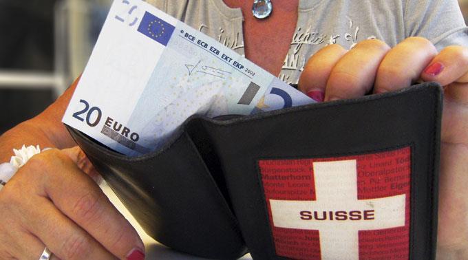 Mit 80 Prozent befanden sich die meisten Konten in der Schweiz.