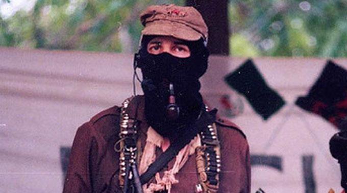 Der Rebellenführer erlangte im Jahre 1994 weltweite Berühmtheit. (Archivbild)