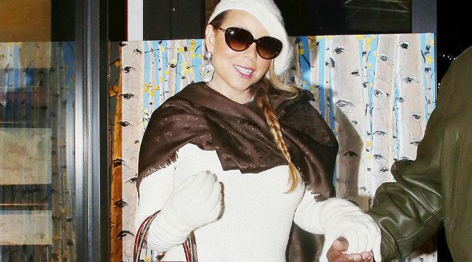 Mariah Carey wird offiziell die neue Diva vor Ort im Caesars Palace Hotel in Las Vegas.