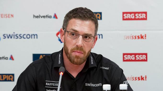 Swiss-Ski Sportdirektor Markus Wolf.