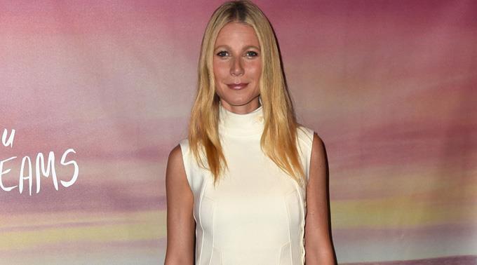 Gwyneth Paltrow ist momentan nur nebenberuflich Schauspielerin.
