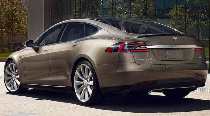 Trotz Lieferrückgangs verbucht Tesla Gewinnanstiege.
