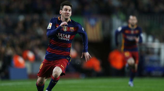Lionel Messi trainiert wieder mit den Katalanen.