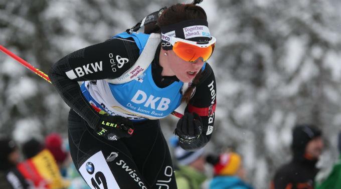 Lena Häcki holt die Silbermedaille. (Archivbild)