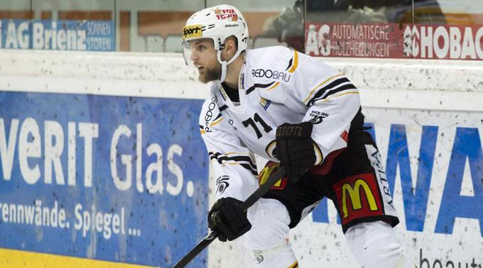 Fredrik Pettersson kehrt Lugano den Rücken.